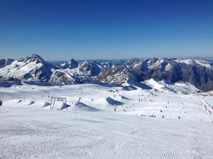 Les 2 Alpes Petit Prix