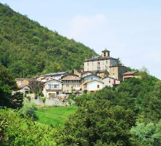 Villetta nell'antico borgo - Contile