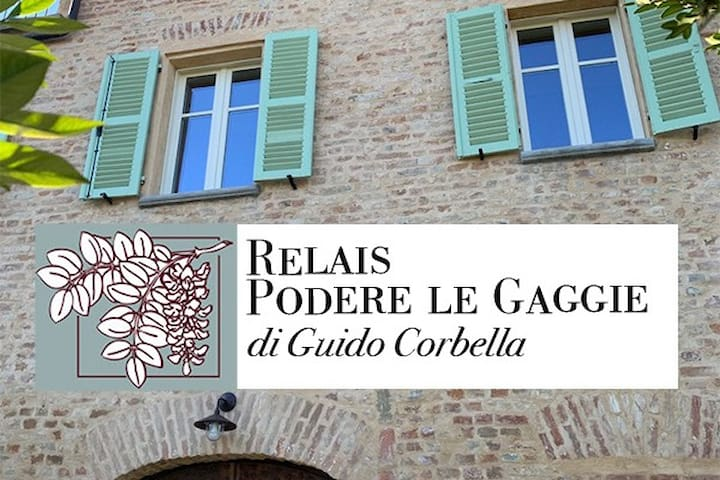 "Relais. ""Podere le Gaggìe"" C.I.R.  -00507600002-"