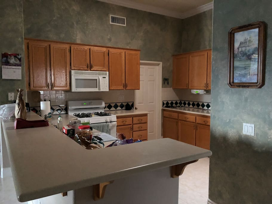 Kitchen that you have access to