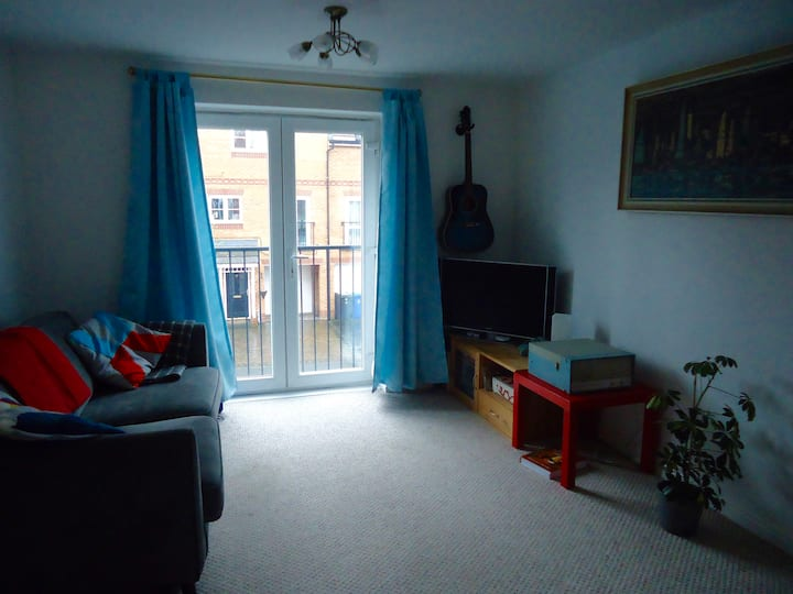 Double bed available private room