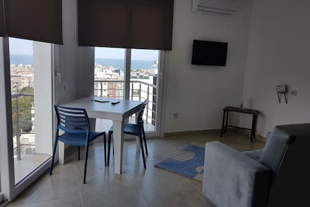 Great 1+1 flat with one of the best views in city