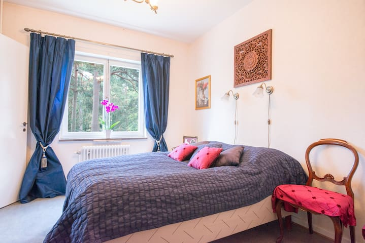Cozy room 20 min by subway from Central Station - Stockholm