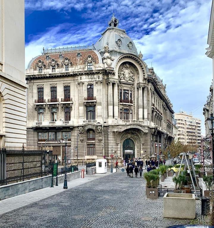 The most picturesque neighborhoods in Bucharest!