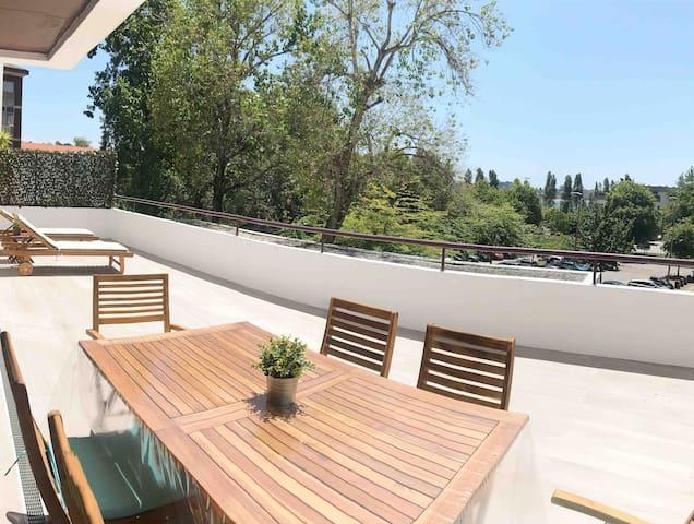 Nouveau! River Park Apartment. | Vue fleuve Douro.
