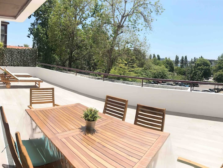 New! River Park Apartment. | Douro River view!