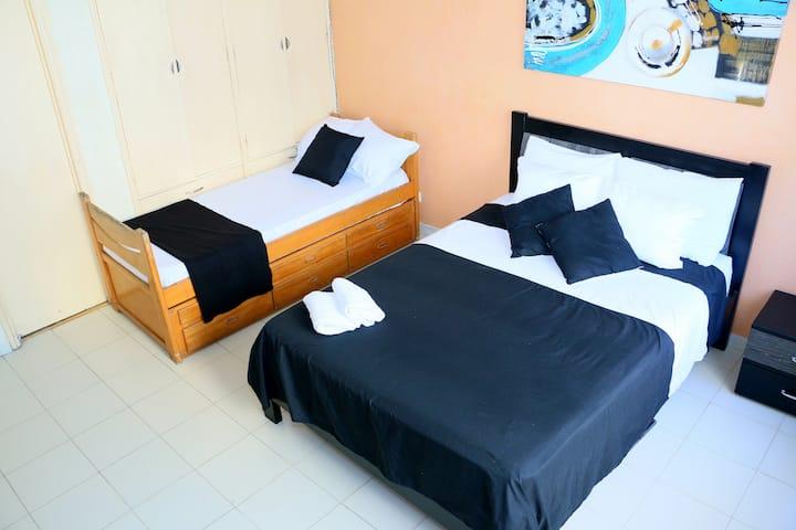 Apartamento en Cartagena frente al mar 1C16
