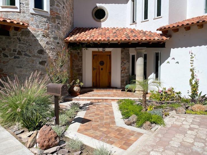 Casa en planta alta en Campestre y Golf San Gil