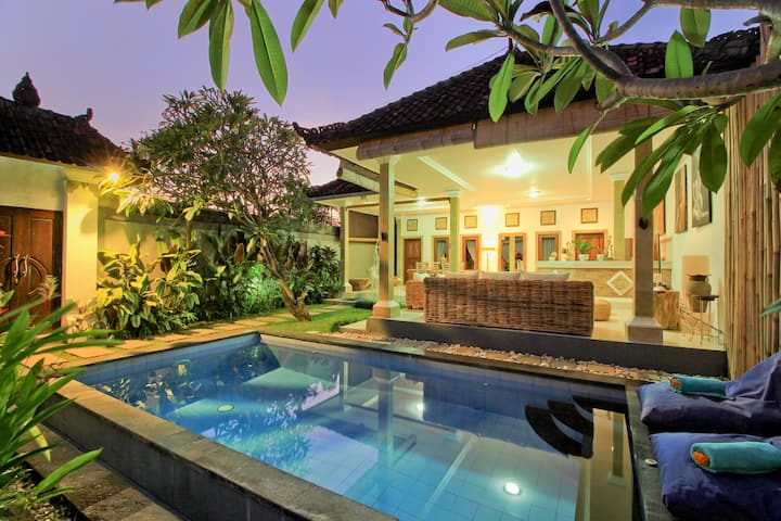 Wonderful 2bdr villa near the heart of Seminyak