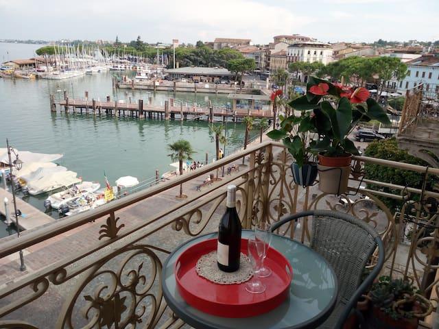 La bella Joska, apartment with lake view