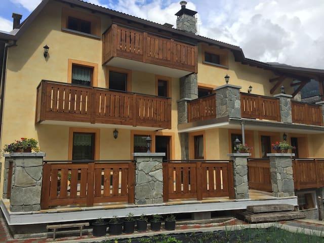 Trilocale tra Bormio e S. Caterina - Valfurva - Apartment