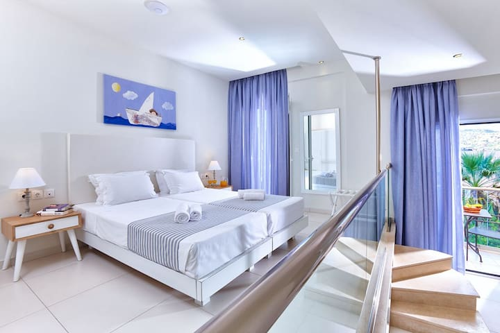 Superior Double Room with FREE BREAKFAST - Stalis