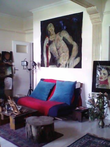 Atelier artistique - Marousi - Wohnung