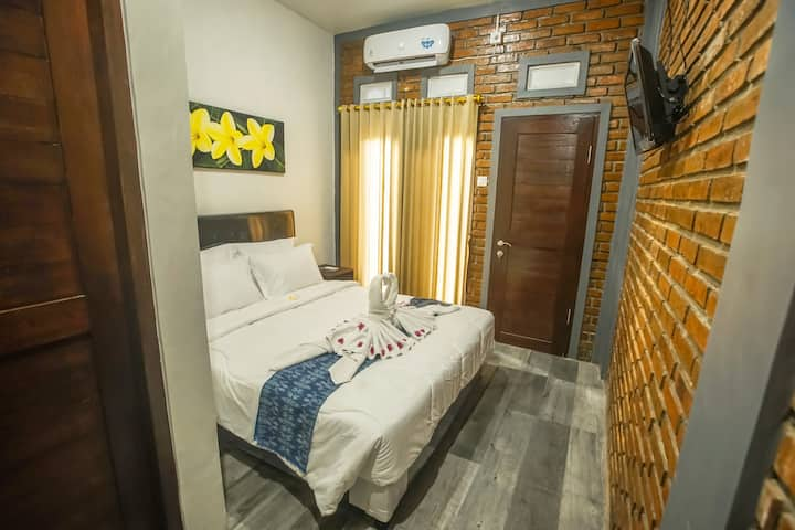 Airbnb Monthly Room 3 Near Ricefield & Village