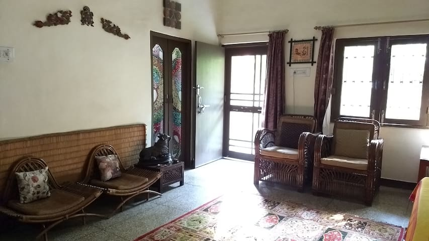 Simply furnished, laid back homestay