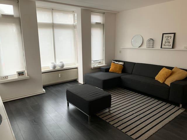 Fijn appartement in hartje Rotterdam