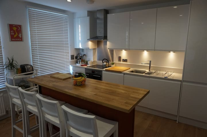 Modern 1 bedroom new build apartment - Enfield - Apartment