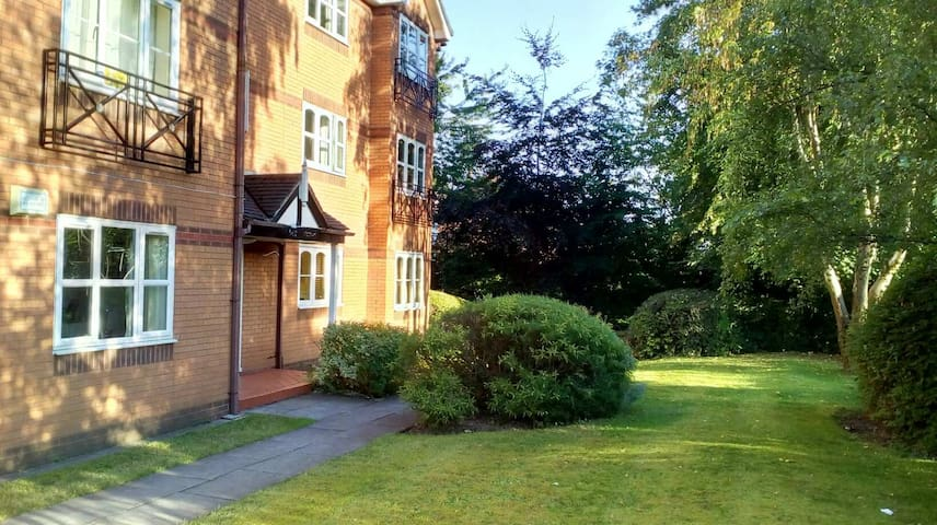 Single Room in  Apartment  SalfordRoyal/MediaCity
