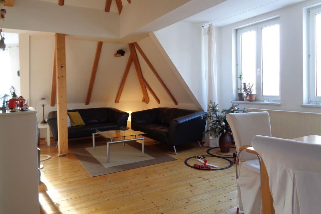 moderne und gro z gige wohnung beim waldschl chen wohnungen zur miete in dresden sachsen. Black Bedroom Furniture Sets. Home Design Ideas