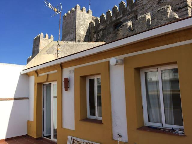 Ático Castillo de Tarifa