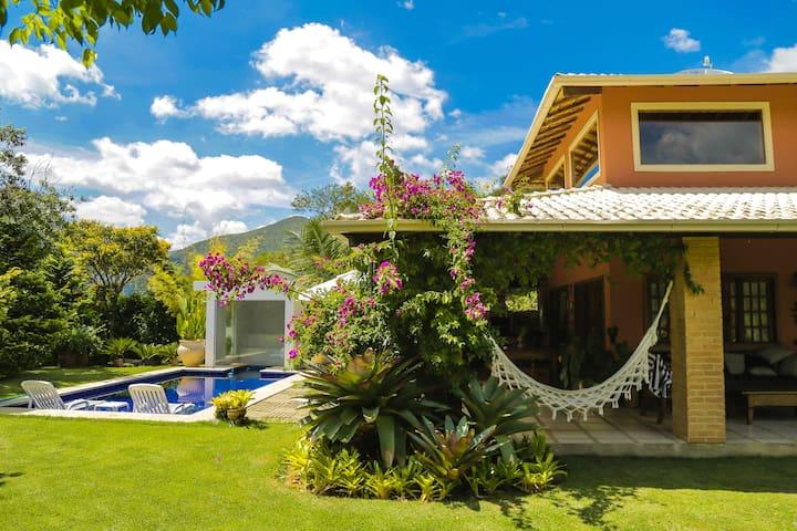 Linda casa em Teresopolis - Teresópolis  - Huis