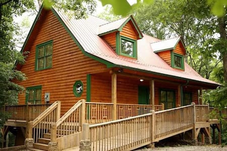 Gorgeous Wheelchair Accessible Cabin - Cleveland - Egyéb