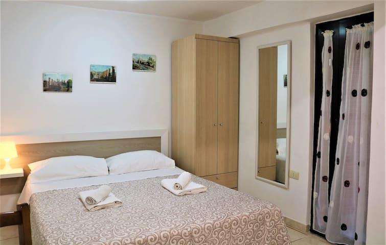 studio flat pompei