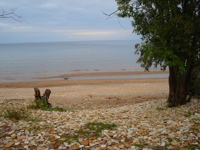 Budget holiday on the Baltic Sea - Sillamäe - Apartment