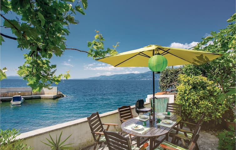 Holiday apartment with 2 bedrooms on 80m² in Rijeka