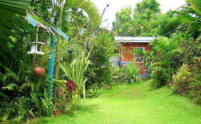 Mikuzi (i'm cozy) Top Cottage - Port Antonio - Casa de camp