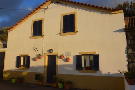 Mosteiros Beach House II -free WIFI - House