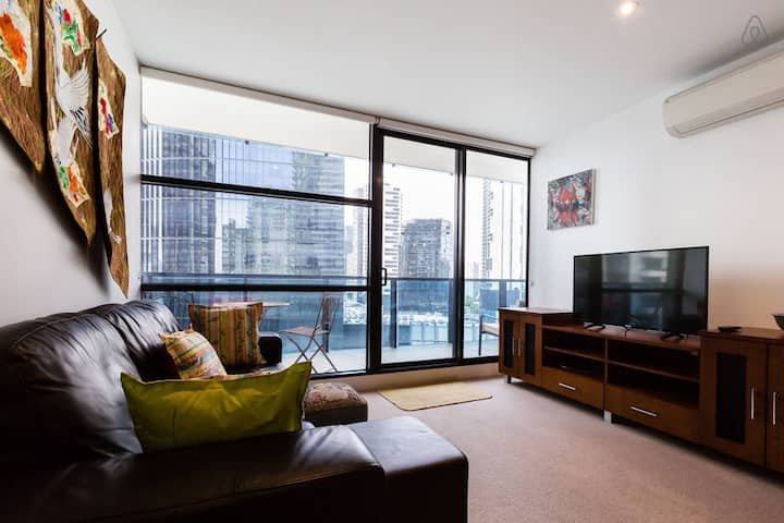 ★SOUTHBANK CROWN CASINO & MELB CONV★Balcony | Pool