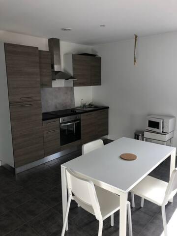 Appartement neuf au porte du cezallier