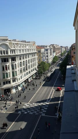 View Avenue Jean Médecin