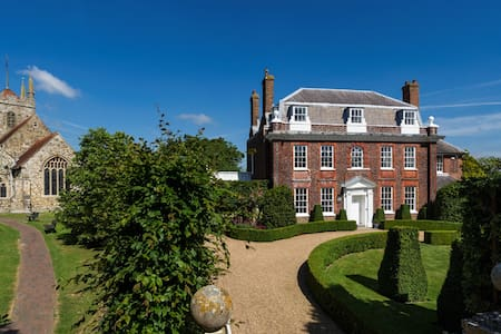 EAST SUSSEX stunning former Rectory - Hailsham - House