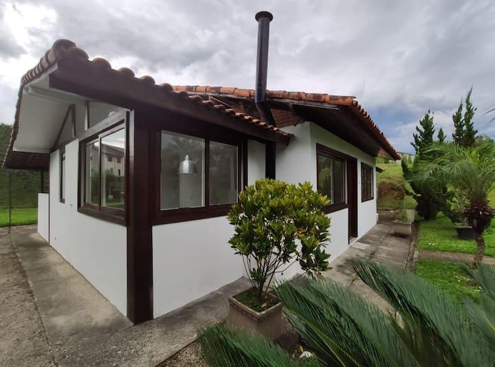 Chalé Quinta da Mantiqueira - Casa 12