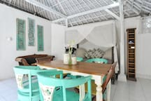Private Family Love Villa4 close to 66Beach BALI