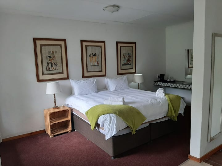 Wayside lodge deluxe double  room 4
