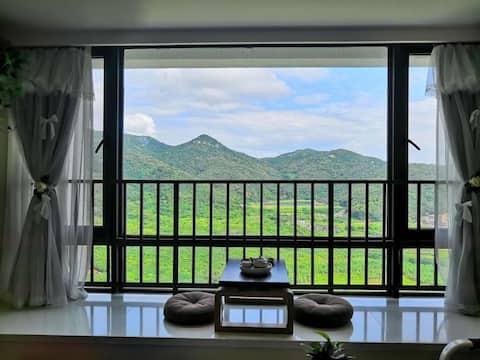 南澳县,青澳湾香湖湾公寓高层24层,沙滩、北回归线附近。
