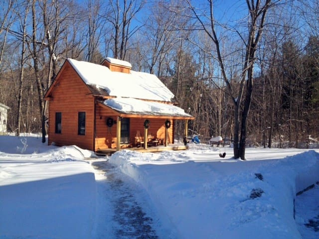 Great All Seasons Fun Ski So Vt. Cabin. - Danby