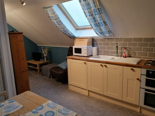 Self Contained Apartment on Farm in Beckington