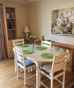 Superb central location close to Town and Park