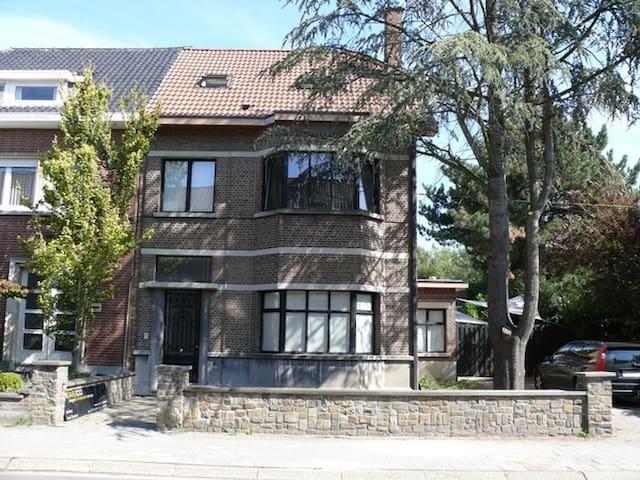 Prachtige rustige studio vlak bij Antwerpen