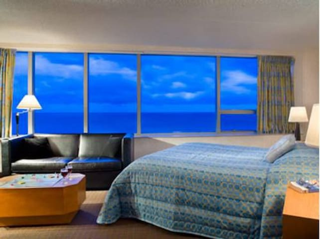 Ocean Front Studio @ Fantasea Resorts in AC - Atlantic City - Multipropietat (timeshare)