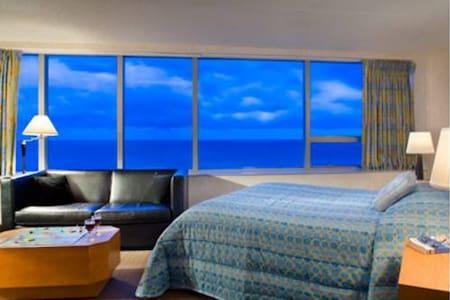 Ocean Front Studio @ Fantasea Resorts in AC - 애틀랜틱 시티(Atlantic City) - 리조트 이용권