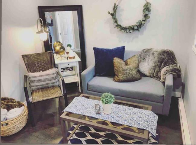 1 Bedroom Boutique Suite