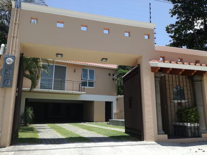 Casa Paraíso en Chiconcuac, Xochitepec Morelos