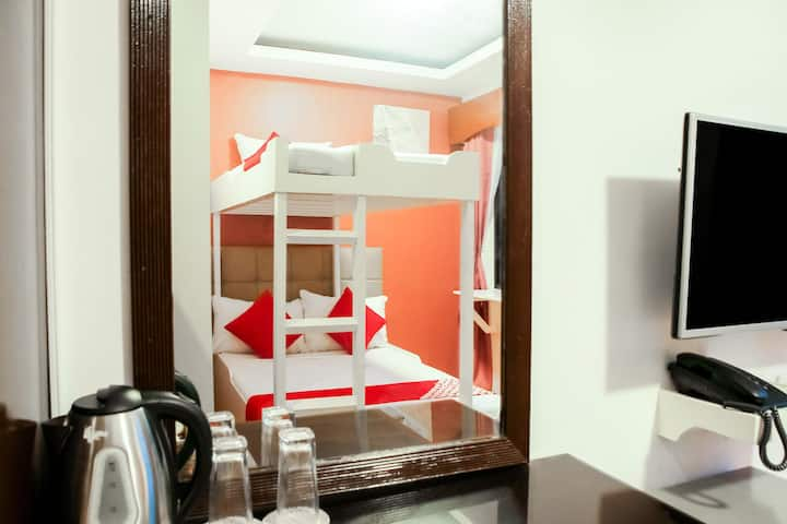 Standard Bunk 2 Bed In Gonzala Suites