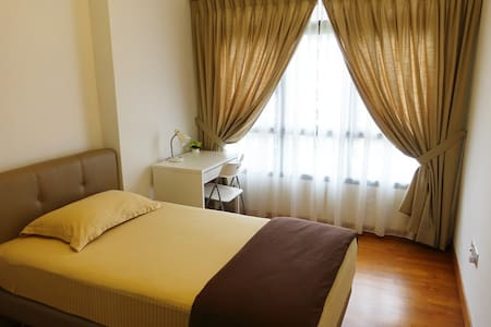 Clean & Comfy Budget Private Room - Singapura