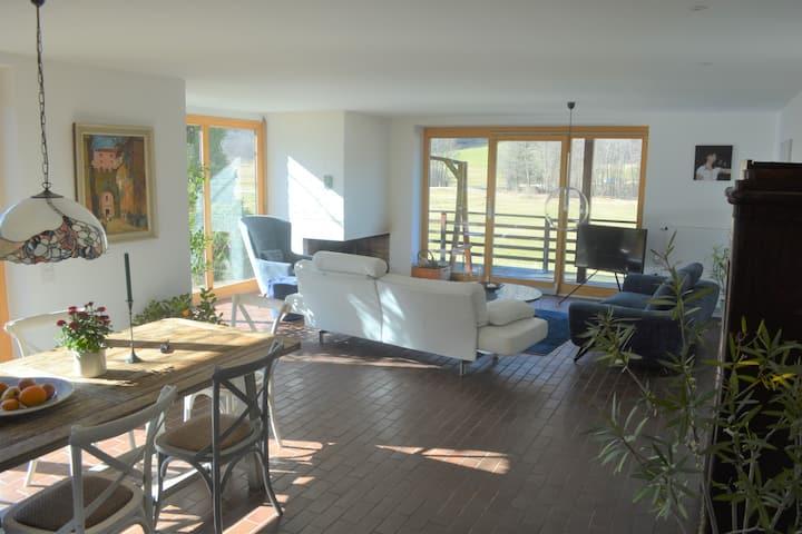 Exklusive Villa im Chiemgau